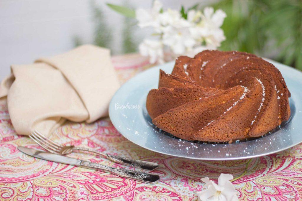 Bundt Cake de Coco