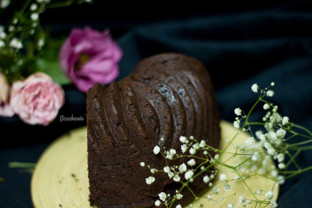 Bundt Cake Chocolate Mantequilla Cacahuete Bavaria Nordic Ware
