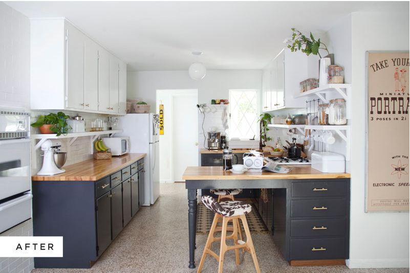 cocina-muebles-pintados-de-negros